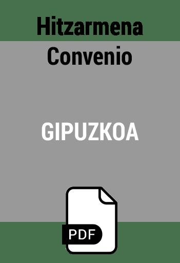 GIPUZKOA_convenio
