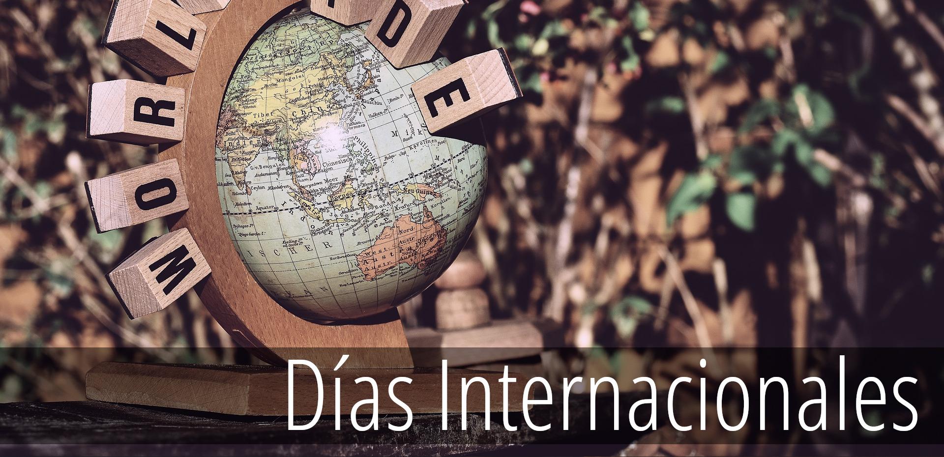 Días Internacionales con carácter social