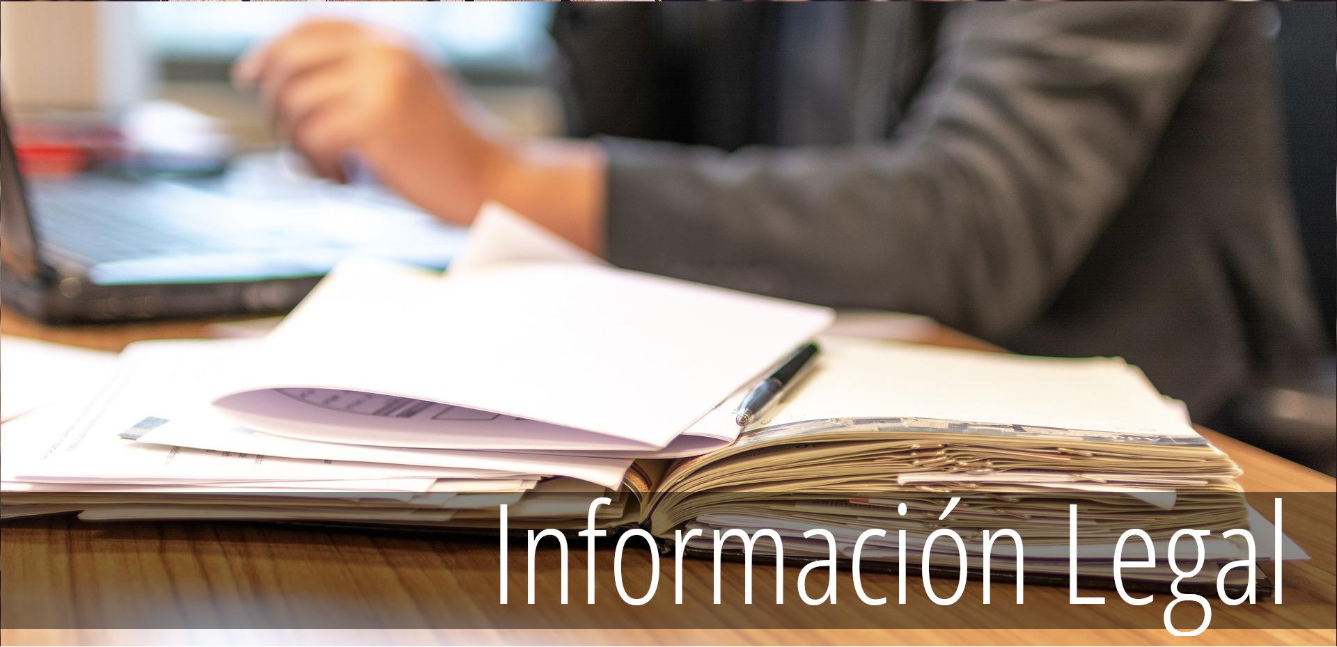Información sobre regulación laboral y legal